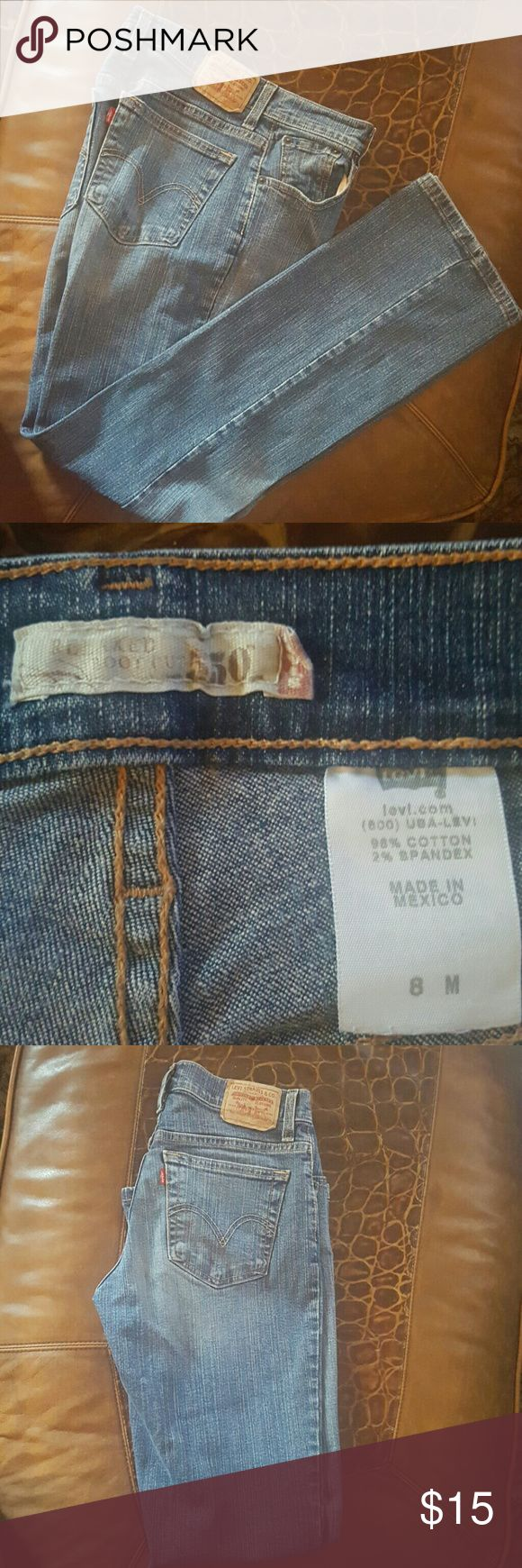 Vintage Levis 550 Vintage Levis 550 Mom Jeans excellent condition Levi's Jeans Straight Leg