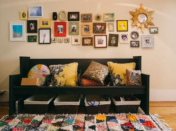 Eclectic Small Space Design Ideas, Pictures, Remodel and Decor