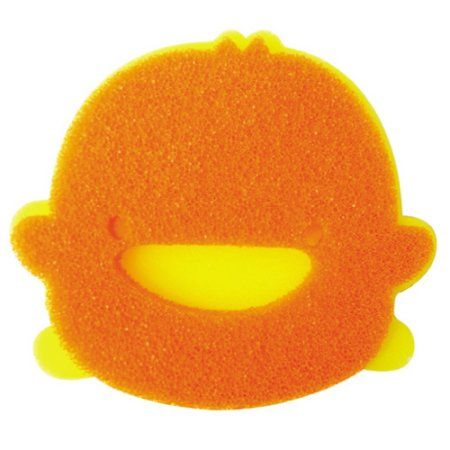 Piyo Piyo Double Layer Bath Sponge