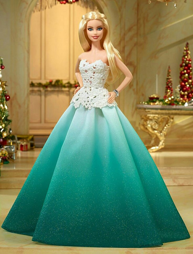 how to make a dress for a barbie doll