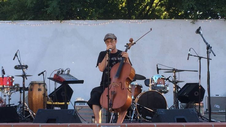 CelloJoe on Buchanan Music Blog Strings list  opening for Tea Leaf Green at the Osher Marin JCC / Kanbar Center for the Performing Arts  https://www.youtube.com/watch?v=a0NZRB-tre0