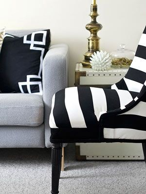 Decorating with black and white will never go out of style. If you want to go beyond what standard retail stores offer or have a tight…