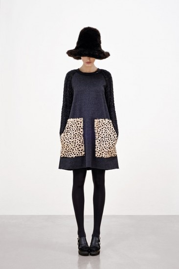 the pockets leopard print