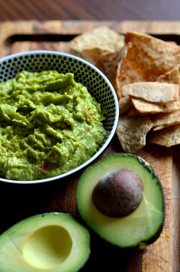Holy guacamole! This dip recipe is a must-try and tastes as if it was meant for STACY'S Pita Chips! Make a bowl of it for a afternoon snack!