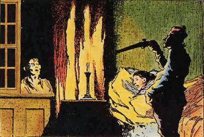 O.Ubbelohde: Il ladro maestro - da: I sette libri della fiaba Volume 2