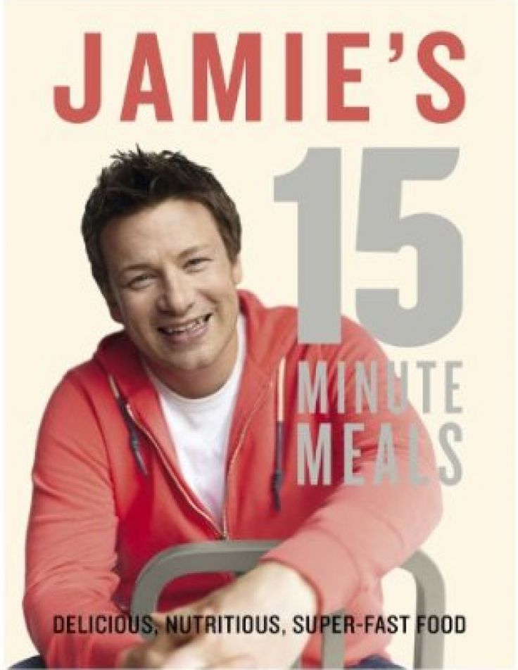 Faction-saving chef Jamie Olivers new cookbook 15-Minute Meals has ...