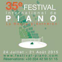 Festival de La Roque d'Anthéron 2015
