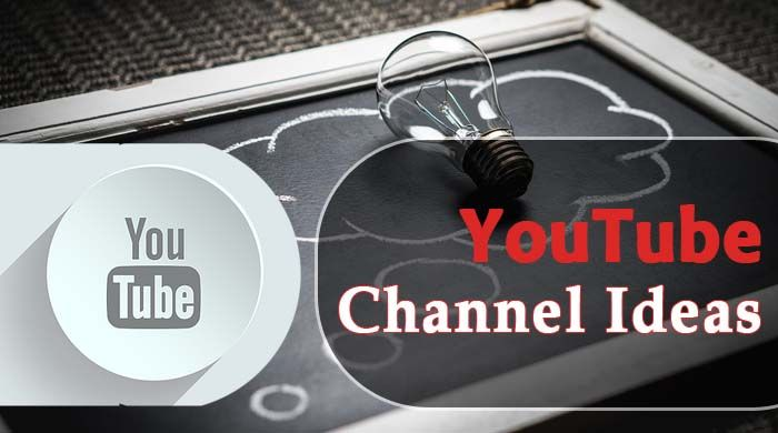Are you finding good youtube channel ideas to start your own channel for making money online? Here is our list of ideas for making youtube videos.