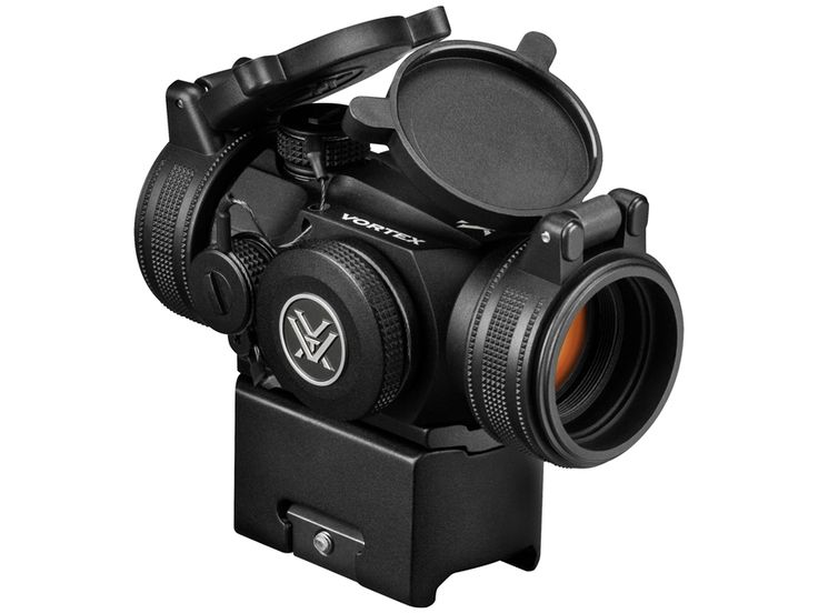 Product detail of Vortex Optics SPARC II Red Dot Sight 2 MOA Dot with Multi-Height Mount System Matte