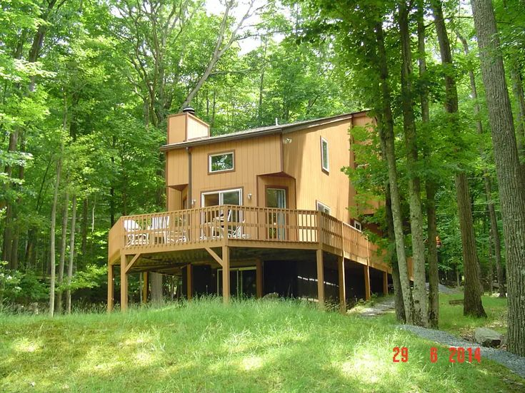 Entire homeapt in hawley united states this lake house