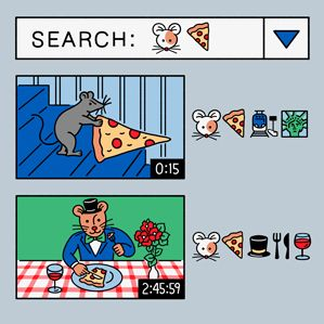 Emojis Offer New Way to Search Videos | MIT Technology Review