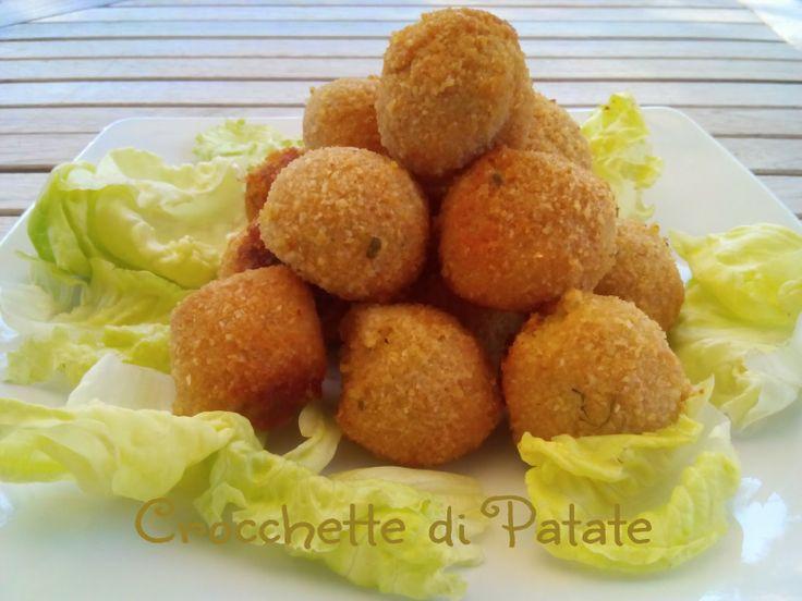 Cucinando tra le nuvole: Crocchette di Patate di una volta