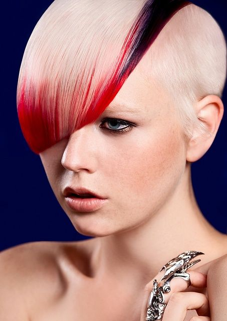 40 best skunk hair images on pinterest hairstyles. Black Bedroom Furniture Sets. Home Design Ideas