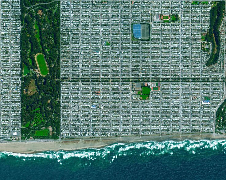 Civilização em perspectiva: O mundo visto de cima,San Francisco, California…