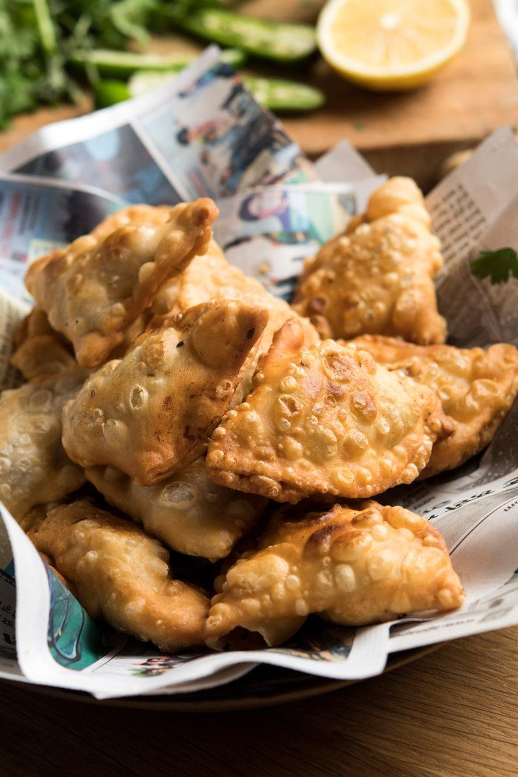 NYT Cooking: Samosas are popular snacks in Pakistan, India and elsewhere. The delicious fried parcels are often sold on the street, but the best ones are made at home. You can make the flavorful potato filling in advance if you wish. The highly seasoned potatoes can be served on their own as a side dish. Ajwain seed, a spice with a thyme-like flavor, is available from south Asi...