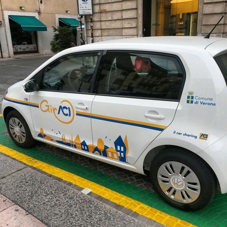 Car sharing Verona  è arrivato!
