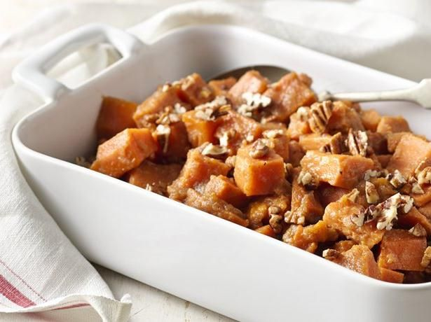 Your slow cooker can be a lifesaver during holiday meals when sweet potatoes are a must and the oven is stuffed with turkey or ham and other fixings.