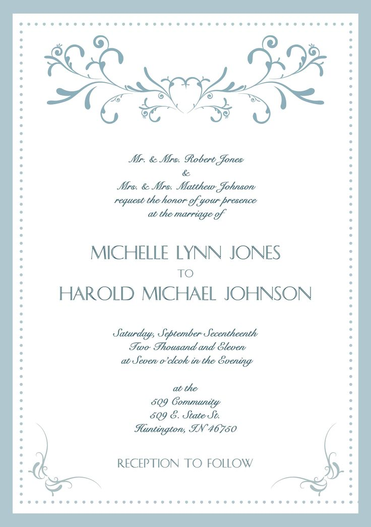 474 best birthday invitations template images on Pinterest - best of formal invitation salutations