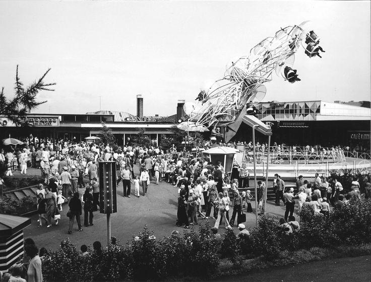 Pilvenpyörä vappu 1970