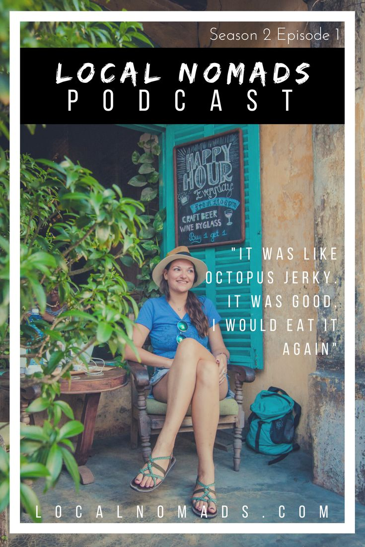 Welcome to Season 2! In this Episode we talk about how we've been living the digital nomad lifestyle for almost a year now, and managed to visit and work from over 10 countries so far in 2017. Travel   Wanderlust   Work and Travel   Travel Podcast   Indie Travel