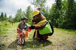 Mount Revelstoke National Park - Take a Kid Mountain Biking (June 4)