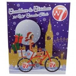 W7 Countdown to Christmas Advent Calendar