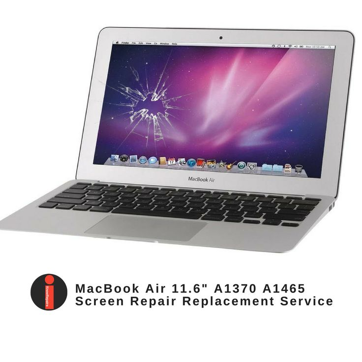 how to change macbook air screen