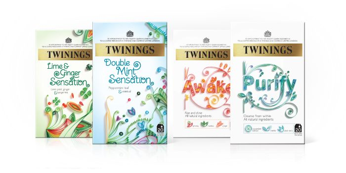 Twinings Sensation/Benefit