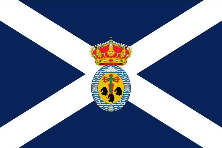 Tenerife flag
