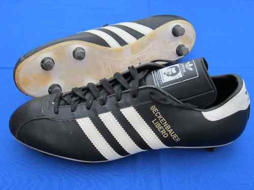 adidas BECKENBAUER LIBERO vintage football boots 70`s adi dassler uk 9 1/2 | eBay