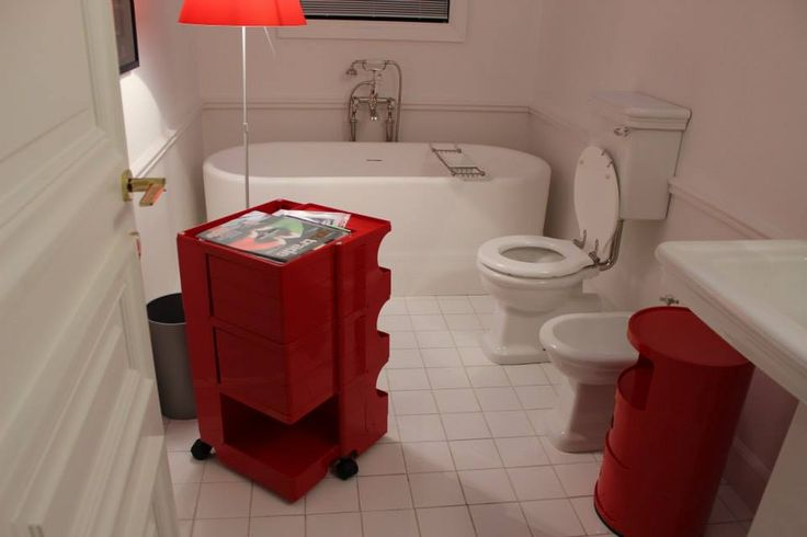 #Boby in your bathroom?? why not? :)