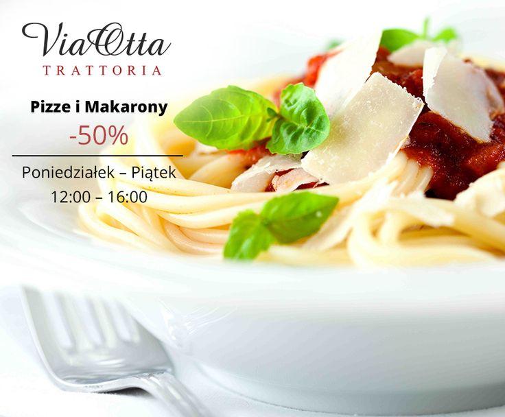 Sekret na udany tydzień? Zacznij go z Via Otta :) www.viaotta.pl