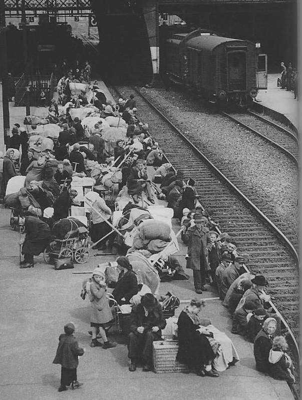 Breslau train station