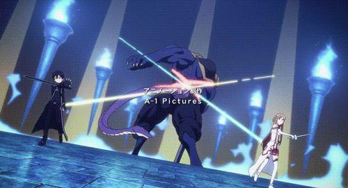 sword art online-Gif