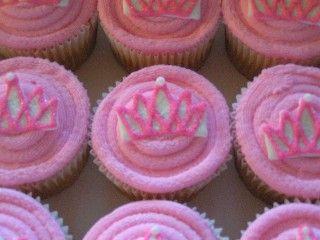 princess cupcakes?