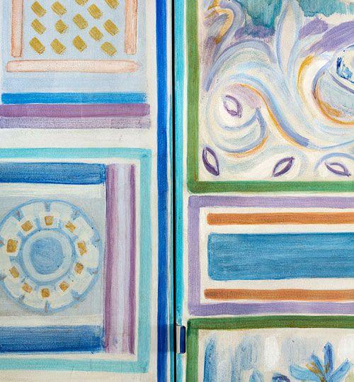#Porta della #dispensa #door #design #kitchen #painting