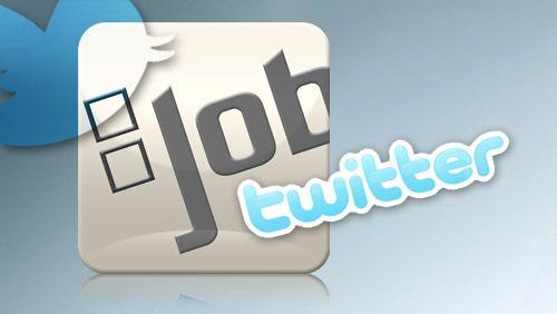 Artikel om brug af Twitter primært som redskab i jobjagten.