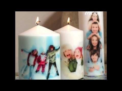 Stačí chvíľu podržať fén oproti sviečke a máte dokonalý vianočný darček pre vašich drahých