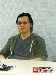 [interview][mangaka] HŌJŌ Tsukasa   Rencontre avec SAEBA Ryo... ou presque... Scenarii, jolies filles et succès indétrônable : conférence de presse du mangaka à Japan Expo 2011