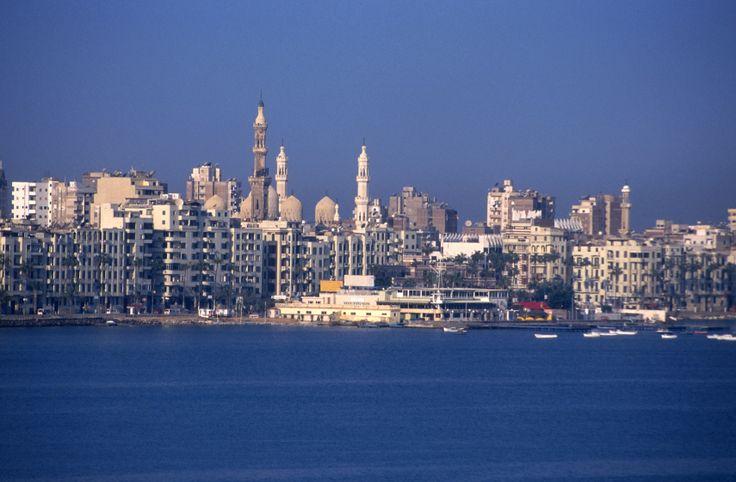 ALEXANDRIA - EGITO - GEOGRAFIA TOTAL - Geografia e Geopolítica