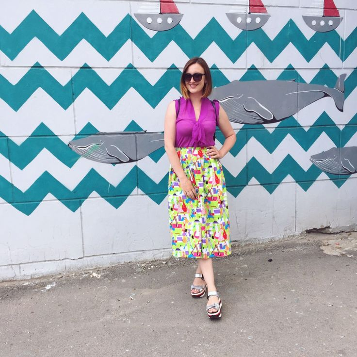 Summer look 1 # summer #look #streetstyle #street #colour #color