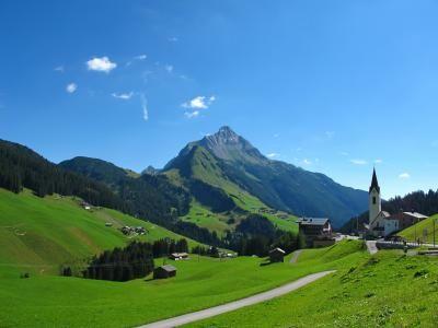 Die Steinbockrunde - Trekkingtouren in den Alpen - Bergwanderungen - Bergschule Kleinwalsertal - Bergwanderungen, Klettersteige, Hochtouren,...