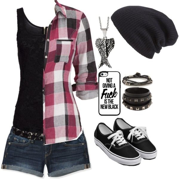 impressive emo outfits for high school school