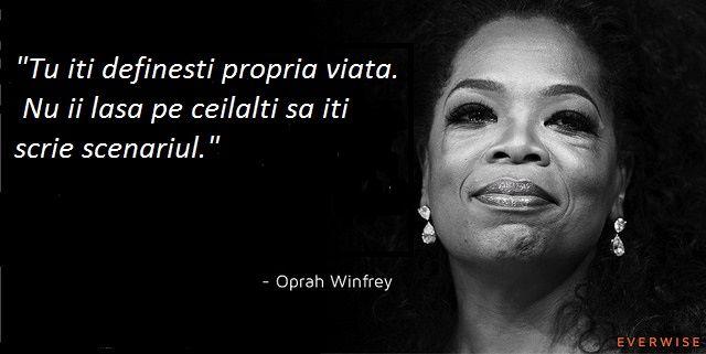 Oprah Winfrey: Cele 20 de porunci personale