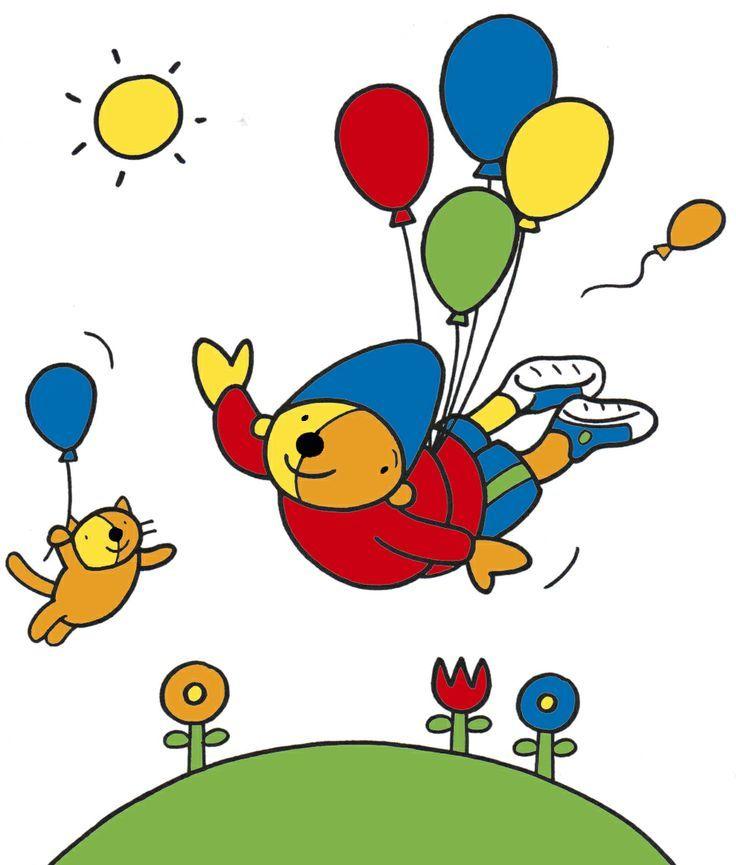 Pompom Ballonnen