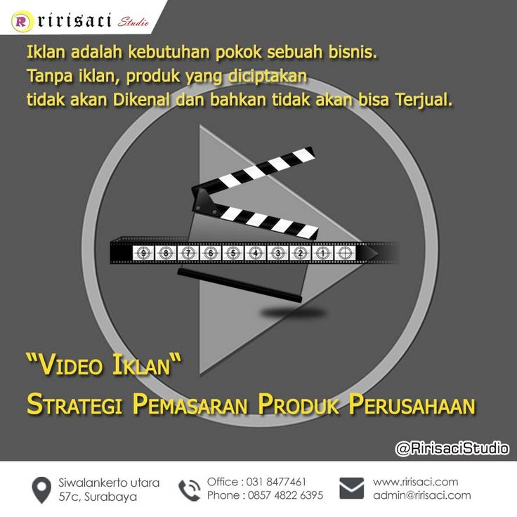 Strategi Marketing dengan Video Iklan