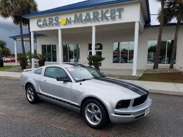 2006 Mustang V6 2006 Mustang Mustang 2006 Ford Mustang