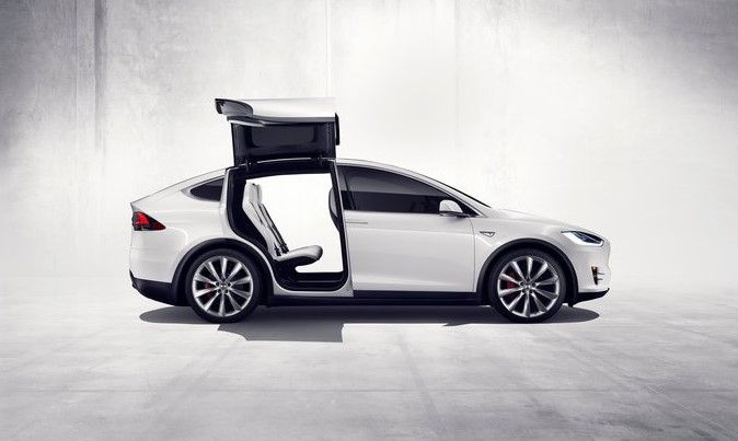 One Of The Most Powerful Electric Vehicle Is Ready To Look The 2019 Tesla Model Y Get Detail Information About 2019 Tesl Tesla Model X Tesla Model Suv Models