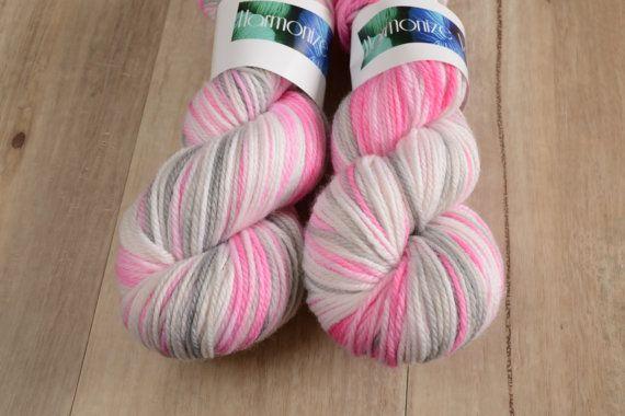 Stella  8 Ply Australian Merino Hand Dyed Yarn