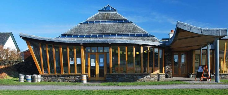 Easdale Island Community Hall